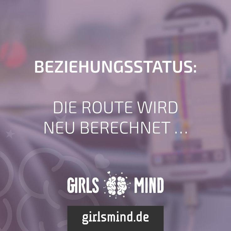 Mehr Sprüche auf: www.girlsmind.de  #beziehung #beziehungsstatus #trennung #single