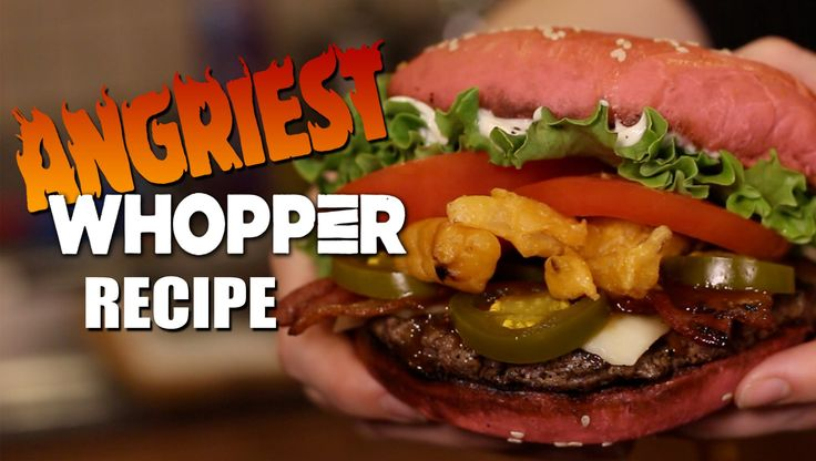 how to make whopper sauce