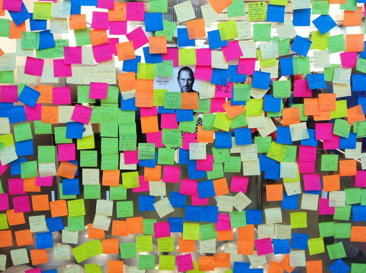 post it wall - Google Search