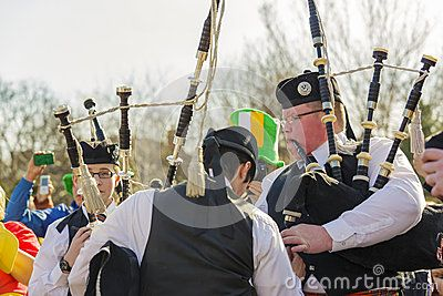 Download this Editorial Stock Photo of Irish Bagpipers Rehearsing Before Parade for as low as 0.68 lei. New users enjoy 60% OFF. 22,135,678 high-resolution stock photos and vector illustrations. Image: 38908523