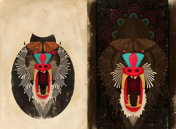 Bad mood baboon - Juan Casini