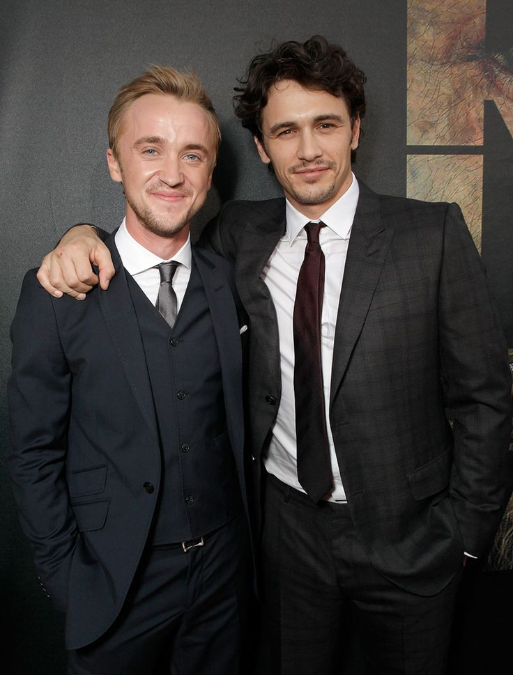 Image result for James Franco tom felton