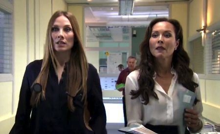 Holby City (16/42) Jac and Connie