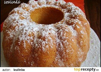 Bábovka z pomazánkového másla recept - TopRecepty.cz