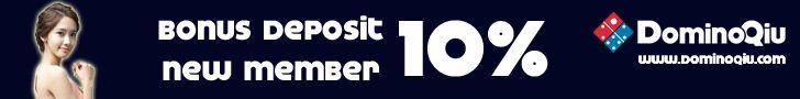DominoQiu.com Bandar Ceme Online Indonesia Terpercaya | Game : Poker, Domino Qiu Qiu, Bandar Ceme, Blackjack | Bonus Deposit new Member 10%, Bonus Turnover Hingga 0.5%, Bonus Referral 10% | #BandarCeme #AgenCeme #JudiCeme #CemeOnline #BandarCemeOnline #BandarPoker #DominoQiuQiu #Blackjack #CapsaSusun #BandarQ #Domino99 #DominoQQ