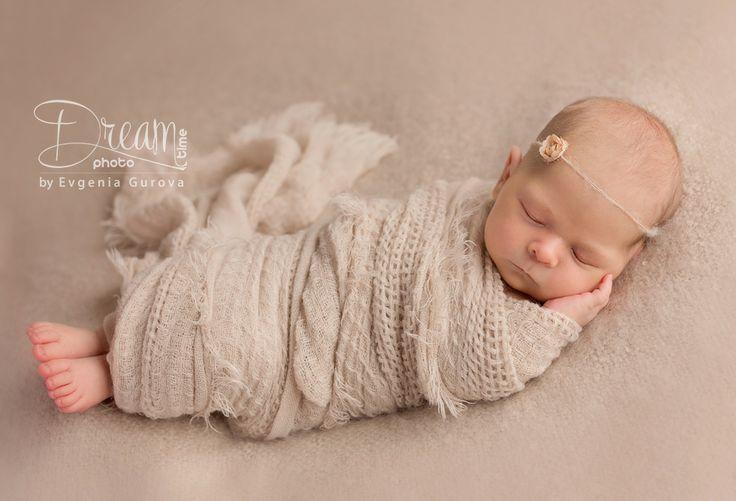 newborn photo Ksenija