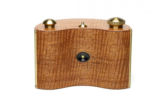 Kurt Mottweiler is the brilliantly talented artisan and craftsman behind the TVAULT prototype. This is one of his Pinoramic medium format lensless panoramic cameras. We love this simple but sleek design. Check out more at: http://mottweilerstudio.com/