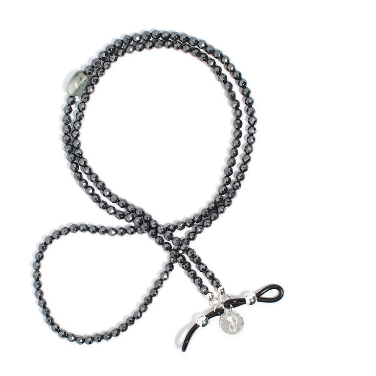Grannycord Silver Fox from our third collection - www.grannycords.com.