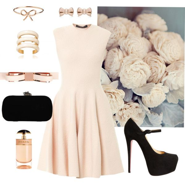 """""""Bow love"""" by bogyoemo on Polyvore"""