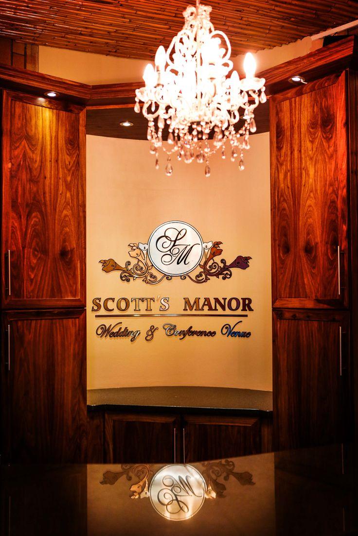 Scott's Manor Lichtenburg Reception area