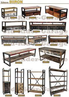 Las 25 mejores ideas sobre remolques antiguos en - Muebles industriales antiguos ...