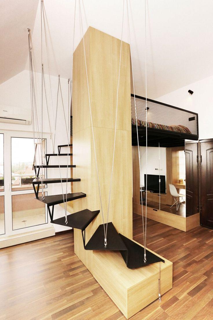 Contemporary Apartment by Edo Design Studio Contemporary
