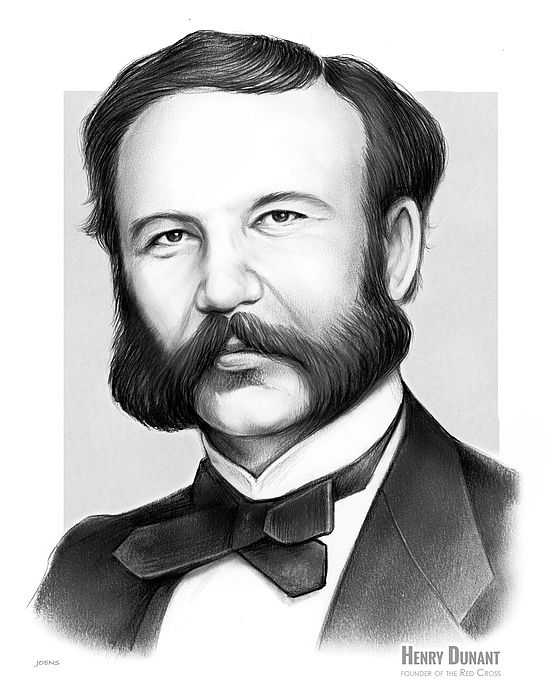 when was henry dunant born