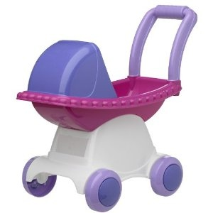 Cool! :)) Pin This & Follow Us! CLICK IMAGE TWICE for Pricing and Info :) American Plastic Toy Out And About Buggy.See More Doll Buggies  at http://www.zbuys.com/level.php?node=4048=doll-buggies