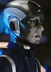 Lt. Cmdr. Airiam from Star Trek: Discovery. (ST:DSC)