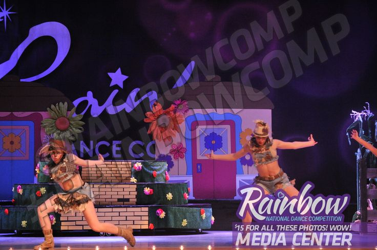 Rainbow Dance Competition | Media Store