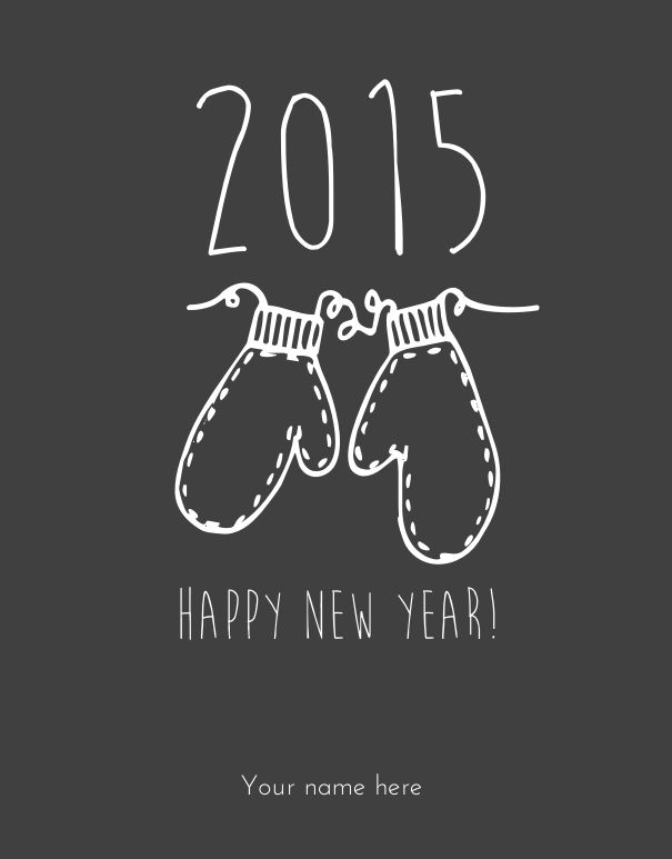 Check out my new PixTeller design! :: Happy new year!