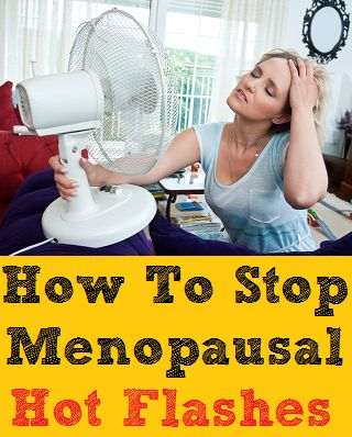 Menopausal hot flashes and what you can do about it. #menopause #hotflashes #women #health http://www.mommyedition.com/how-to-stop-menopausal-hot-flashes