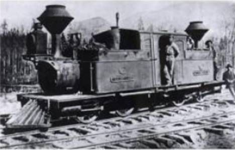 1871 – The Denver and Rio Grande Western Railroad Company introduced the first narrow-gauge locomotive, the Montezuma.