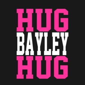 New Bayley / NXT inspired t-shirts available in store