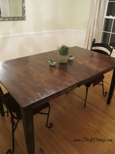 33 best rustic diy table images on pinterest