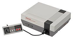 It feels great to own the NES (Nintendo Entertainment System) as one's first console.  My sister and I played the heck out of Super Mario Bros. and Duck Hunt; i once attempted to beat the first Ninja Gaiden game, but it never happened as I hope to ever attempt it again once my copy of the console gets repaired, which might not be.