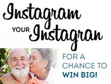 Quick, before it's too late! Share your best past or present #grandparents photos in our Instagram Your #Instagran contest, tagging them #bayshoregran, for a chance to win 1,000 travel reward miles! Note: Instagram users must have a 'public' profile in order for submissions to be considered.  Entries will be collected until Sunday, Sept 15th and a winner will be drawn on Monday!  #contest #winner #healthcare #homecare #canada #bayshoregran
