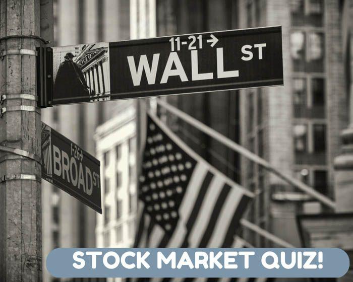 Stock Market Quiz! Match the Ticker Symbol to the Brand!