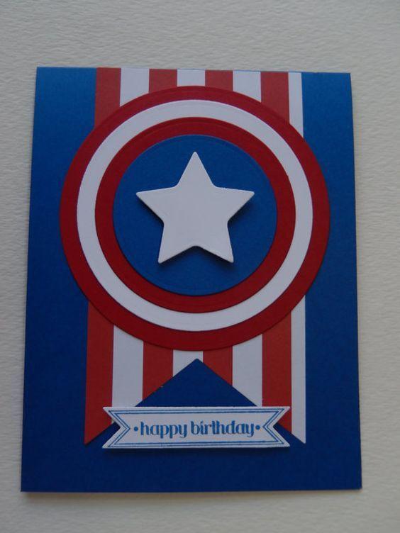 Znalezione obrazy dla zapytania kartka urodzinowa  z ameryka