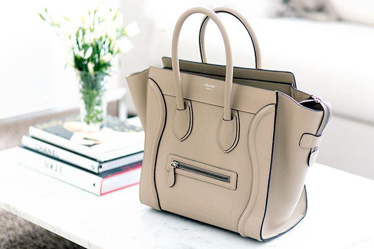 Celine Micro? Luggage beige | C¨¦line | Pinterest | Celine