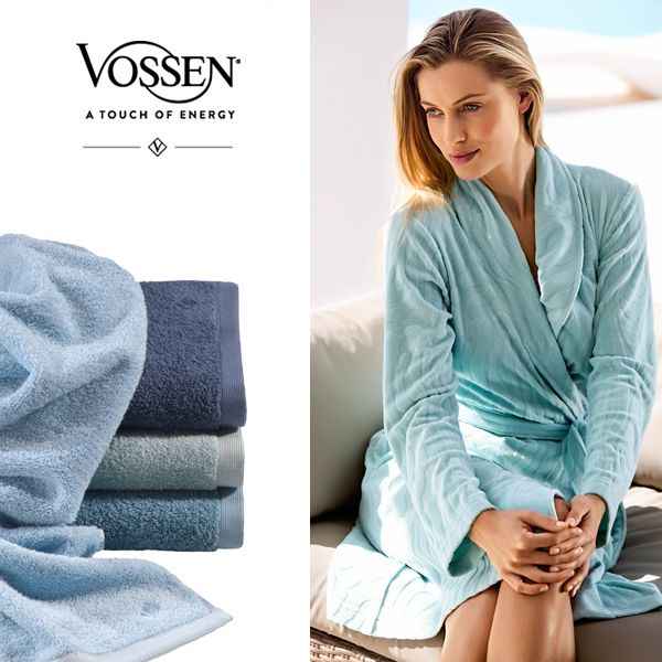 Good morning & have a nice day! :-) #vossentowels #towels #bathrobe #highlinecollection #cassandracollection #goodmorning