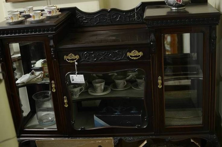 Louis 15th Buffet Display Cabinet | Other Antiques, Art & Collectables | Gumtree Australia Moreland Area - Brunswick East | 1040925992