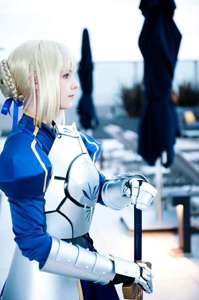 Saber- Fate/Stay Night | Awesome Cosplay | Pinterest ...