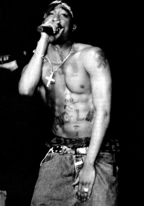 Tupac Shakur #2pac #Rap #music #hiphop The China Club, Chicago, September 1, 1994