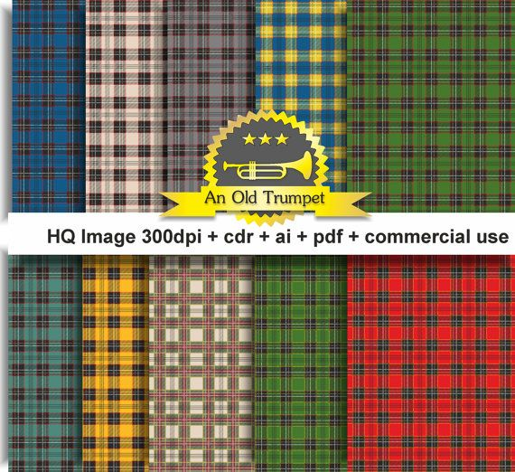 11 promo Tartan Kilt03  Scottish plaid skirt idea by AnOldTrumpet