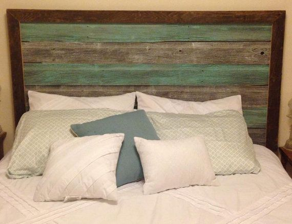 Queen Size Headboard Custom Queen Size by DuckCreekRustics on Etsy