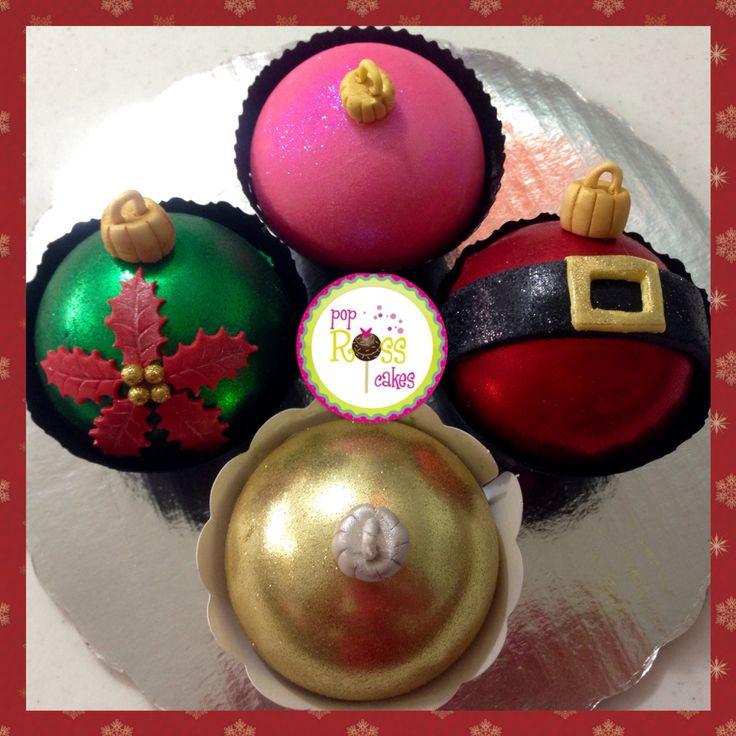 Cupcakes esferas