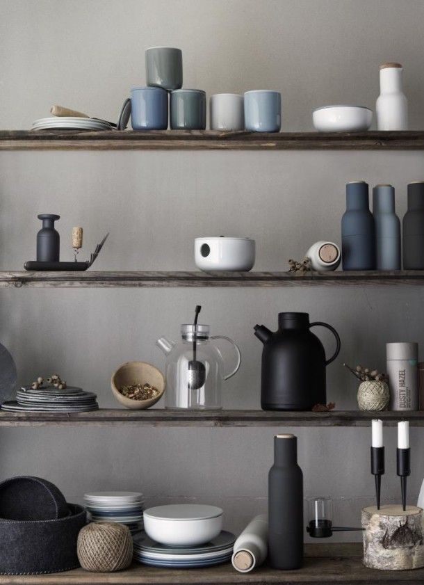 kitchen | objects. Really like these colours