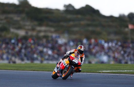 Wallpaper motogp Dani Pedrosa Spanyol