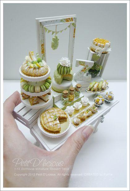 Petit D' Licious: Dessert