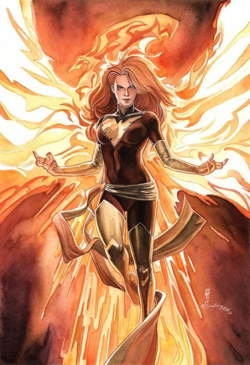 Dark Phoenix - Garrie Gastonny & Elfandiary