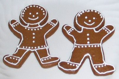 #November 21st is #Gingerbread Day! Bake up some Gingerbread #Cookies today!  * Get #recipes & more at Cooking With Kimberly: http://cookingwithkimberly.com @CookingWithKimE #cwk