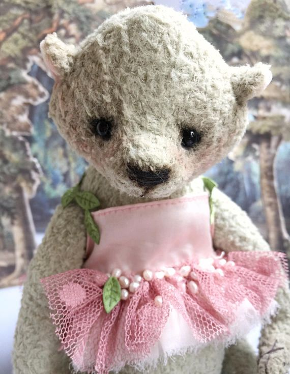 17 best My Teddy Bears & Their Friends images on Pinterest ...