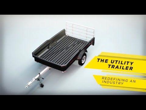 FLOE Cargo Max | Best Utility Trailer | Aluminum Utility Trailers | Sport Utility Trailer