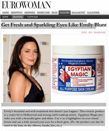 Egyptian Magic Cream 4 Ounces