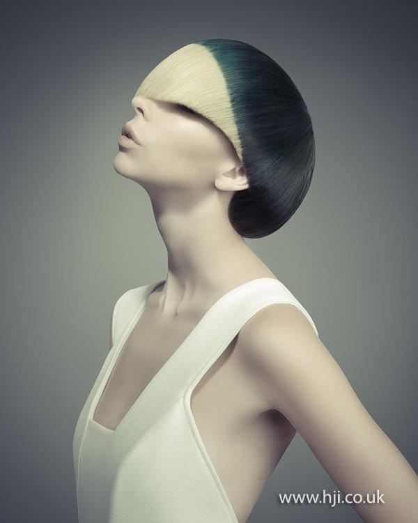 future hair styles 24 best futuristic hair styles images on hair 1975