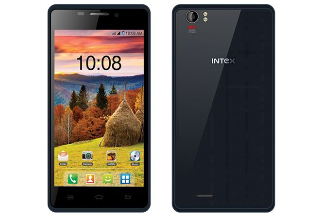 Intex Aqua Desire Come Out for Mid-Level Indian Customers at Rs. 5,560
