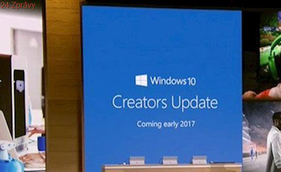 Microsoftu uniklo letošní vylepšení Windows 10. Stahovat může každý