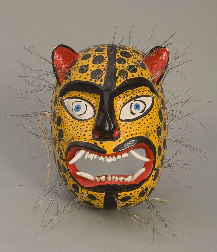 Máscara del Jaguar - México