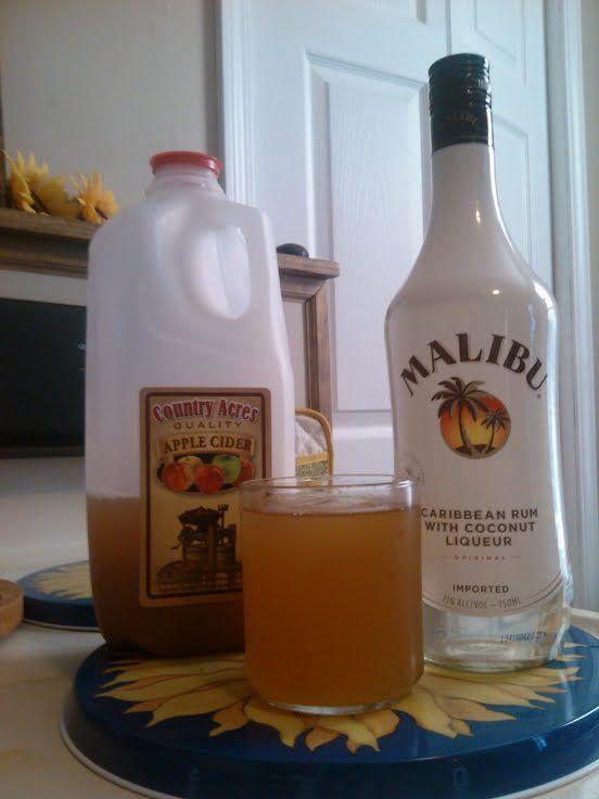 """Autumn Islander""! """"  @allthecooks #recipe #drink #alcohol #beverages #apple #easy"